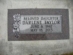 Darlene Taylor