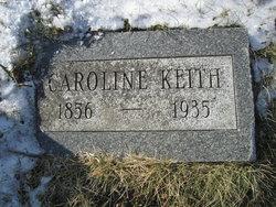 Caroline <i>Jones</i> Keith