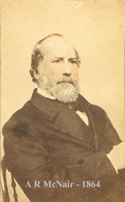Antoine de Reilhe McNair