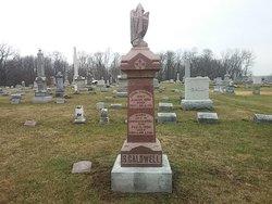 Mary Lutitia Polly <i>Parrish</i> Caldwell