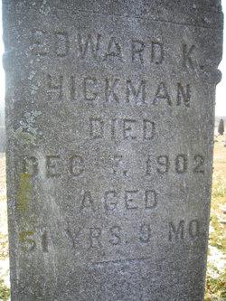 Edward K. Hickman