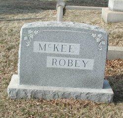 Mary Jane <i>Robinson</i> Robey