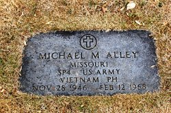 Spec Michael Morris Alley