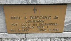 Paul Apolinaris Ducoing, Jr