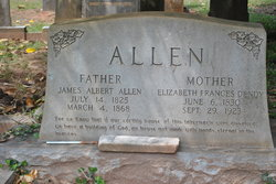 James Albert Allen, Sr