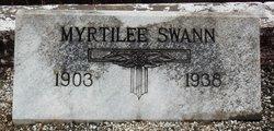 Myrtle Lee Swann
