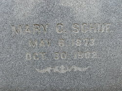 Mary Schue