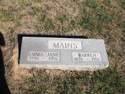 Emma Jane <i>Van Hyning</i> Mains