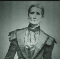 Mary Polly <i>Davis</i> Borden Bean
