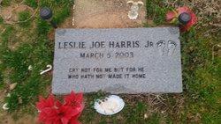 Leslie Joe Lil Joe Harris, Jr