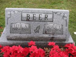 Merle Frank Beers