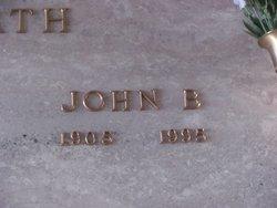 John B. Buck Allsworth, Sr