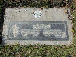 Dorothy Mae <i>Ward</i> Abston