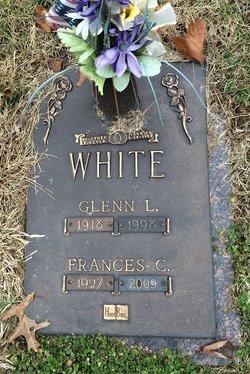 Frances C <i>Campbell</i> White