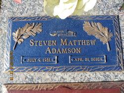Steven Matthew Adamson
