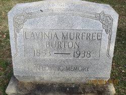 Lavinia <i>Murfree</i> Burton