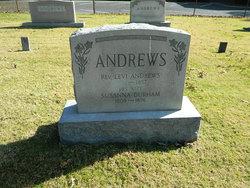Susanna <i>Durham</i> Andrews
