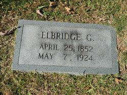 Elbridge Gerrie Cheek