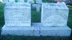 Mary K. <i>Hawes</i> Andrews