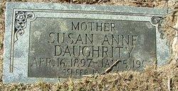 Susan Anne <i>Hair</i> Daugherty