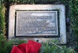 Hollis Merwyn Thomas
