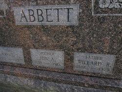 Ida A Abbett