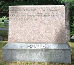 Laura Louise <i>Soule</i> Apsey