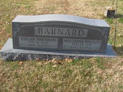 Melzona <i>Wilson</i> Barnard