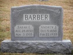 Sarah Elizabeth <i>Gooch</i> Barber