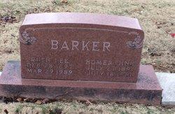 Homer Jink Barker
