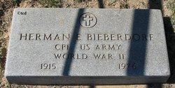Herman E. Bieberdorf