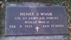 Henry J. Wnuk