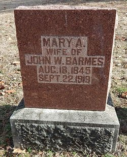 Mary A. Barmes