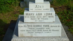 Sapper Alfred George York