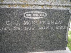 Commodore J McClenahan