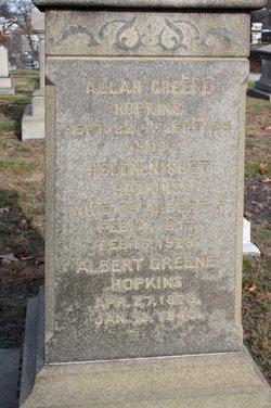 Allan Greene Hopkins