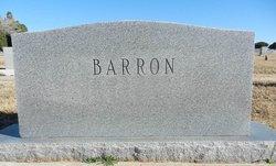 Vida <i>Cave</i> Barron