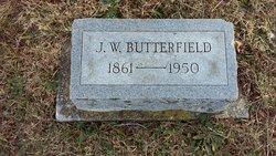 Joseph William Will Butterfield