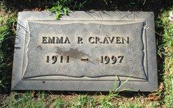 Emma Pearl <i>Erickson</i> Craven