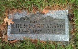 Cheryl Ann Cissy Agard