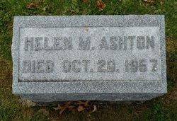 Helen M Ashton