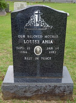Louise Ahia