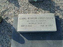 Carl Byron Crenshaw