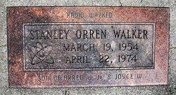Stanley Orren Walker