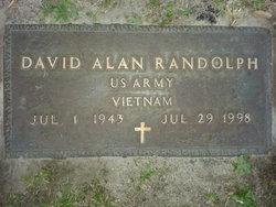 David Alan Randolph