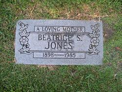 Beatrice Sarah Jones