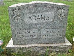 Eleanor A <i>Schultz</i> Adams