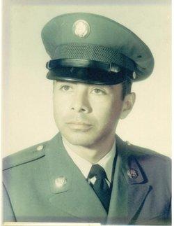 Sgt Albert A Banuelos