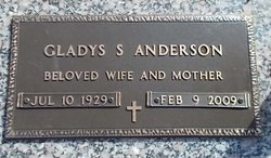 Gladys Van <i>Scott</i> Anderson
