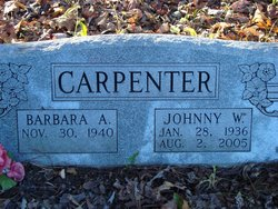 Johnny William Carpenter